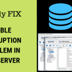 Efficient Way To Fix Tables Corruption in SQL Server Problem