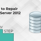 How to Repair SQL Server 2012 Step by Step